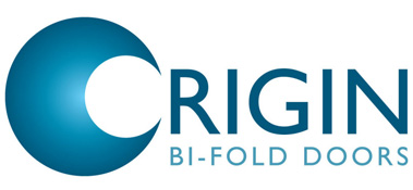 origin bi-folding doors logo