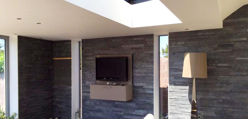 Roof lantern and Aluminium Windows