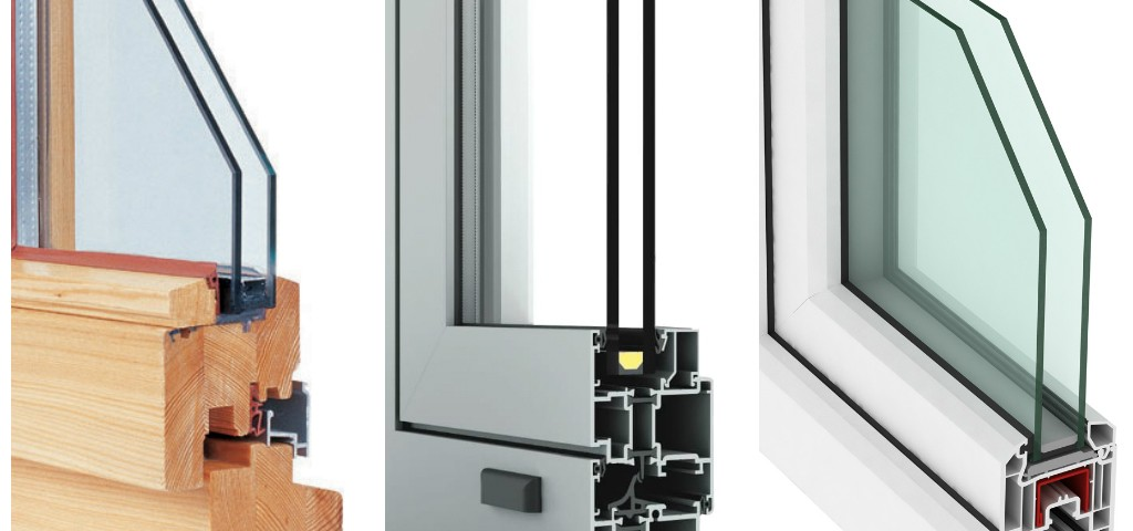 upvc wood and aluminium bi-folding door comparison