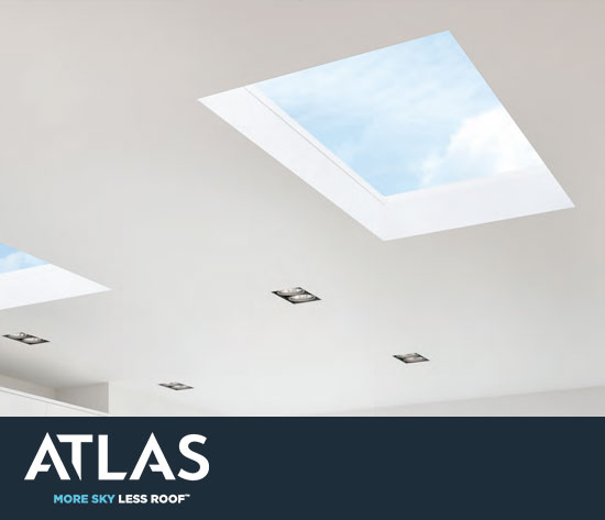 atlas flat roof