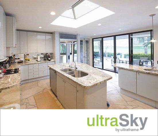 ultra sky lantern roof