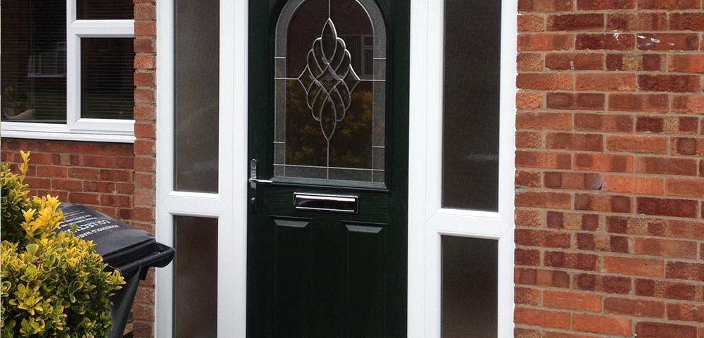 Glass Door 6