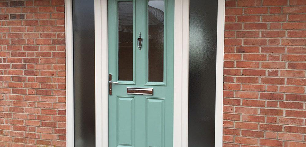Glass Door 9