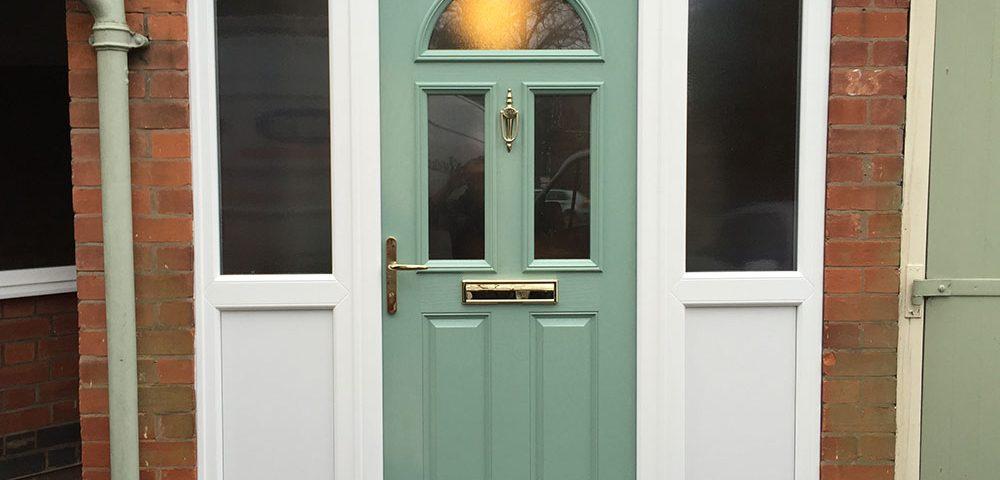 Glass Door 10