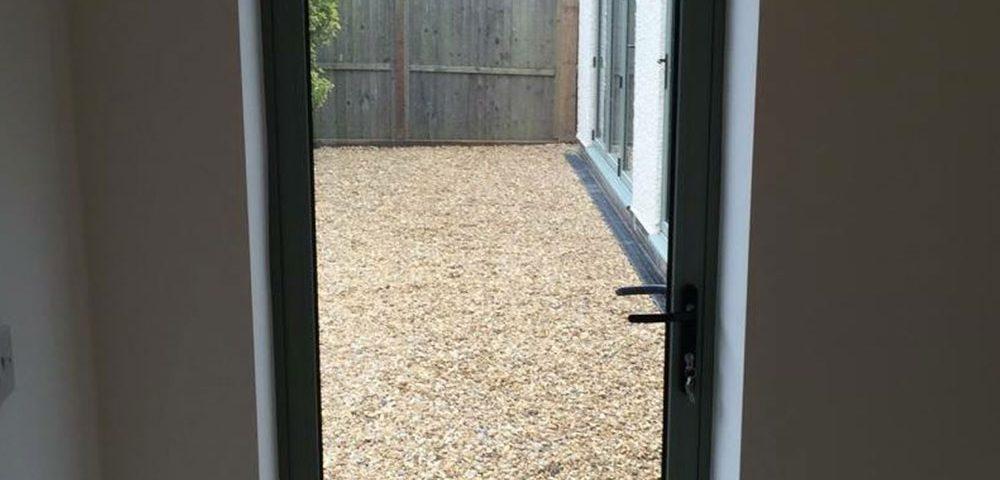 Glass Door 13