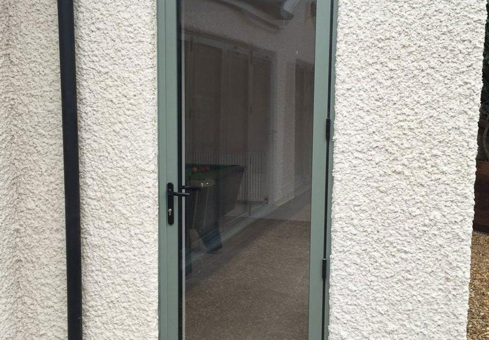Glass Door 14