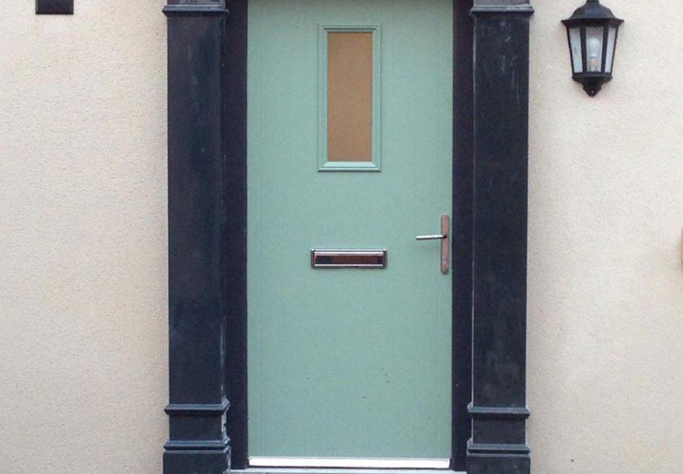 Glass Door 17