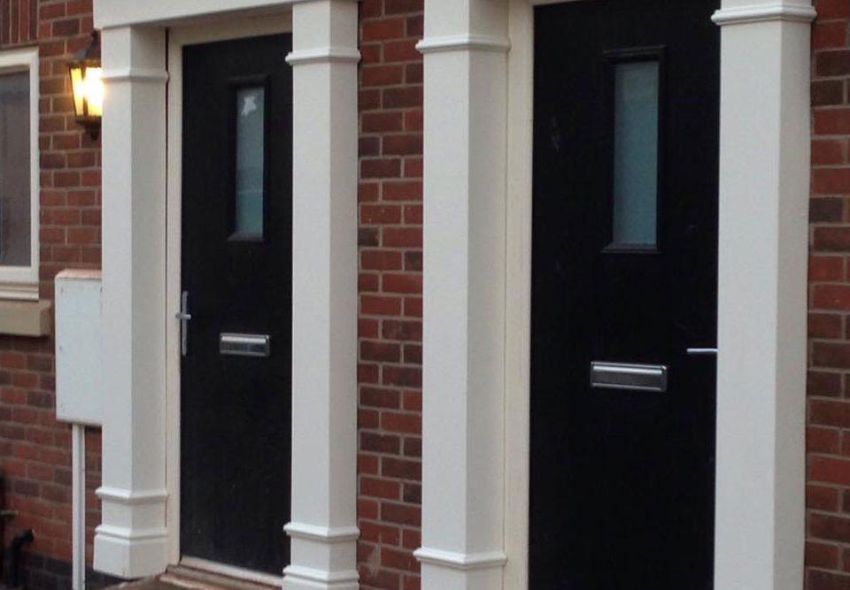 Glass Door 18
