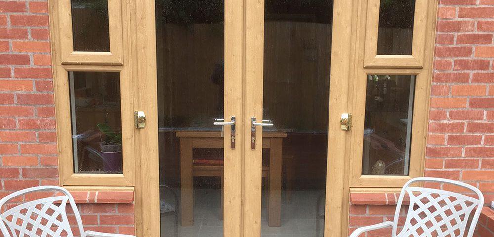 Glass Door 22