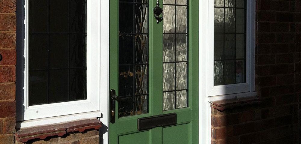 Glass Door 24