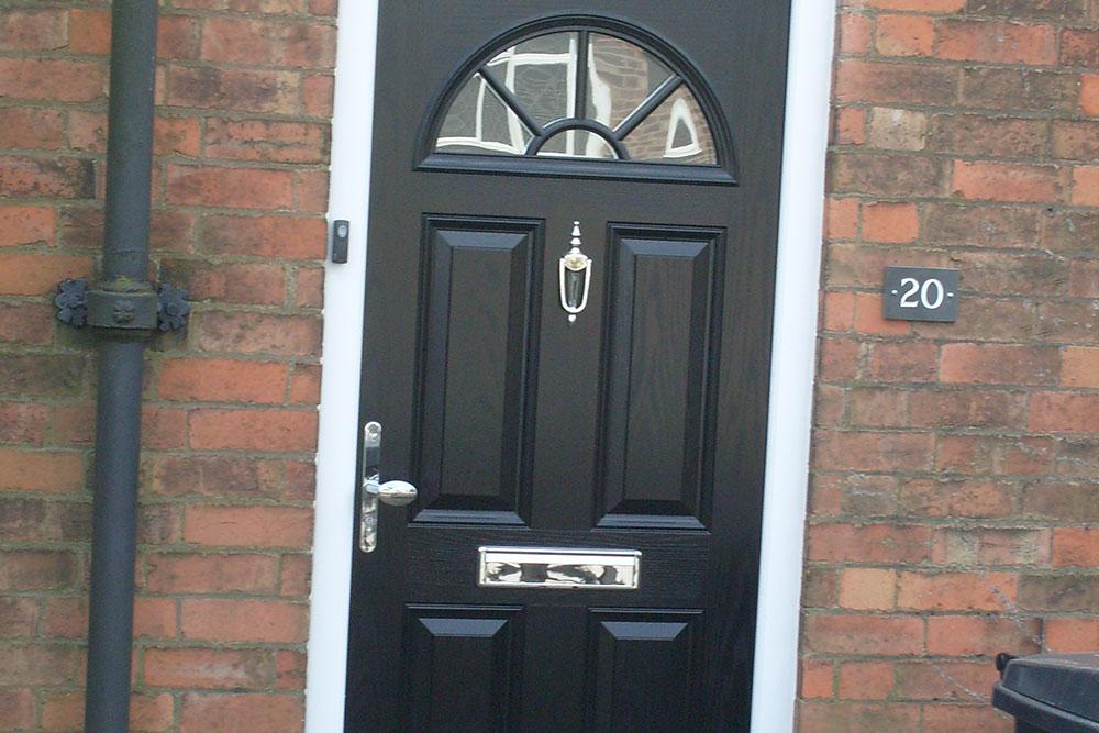 Glass Door 33