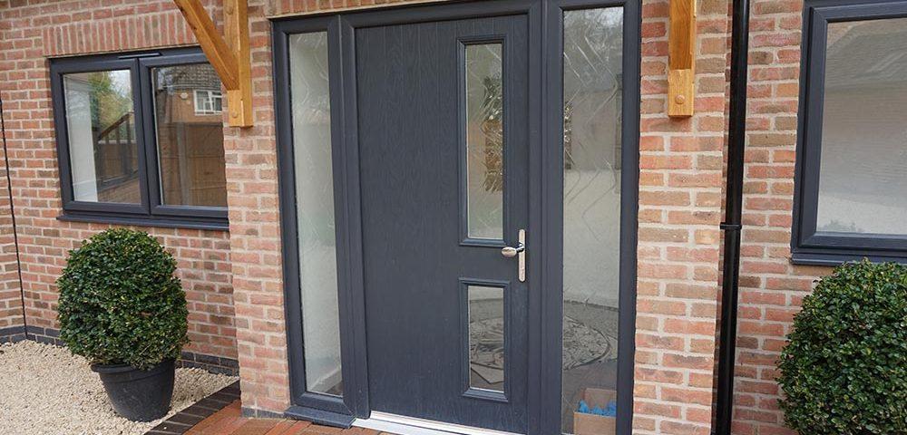 Glass Door 4
