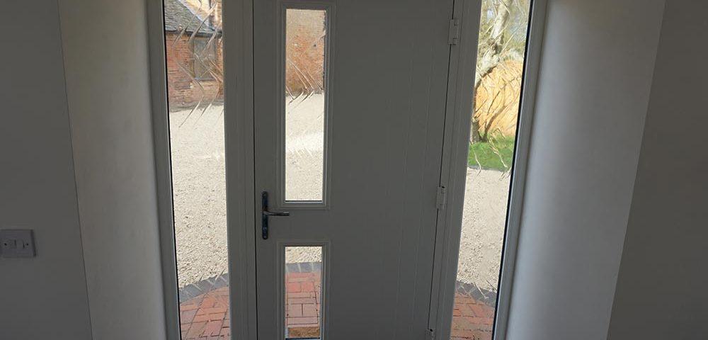 Inside Door 1
