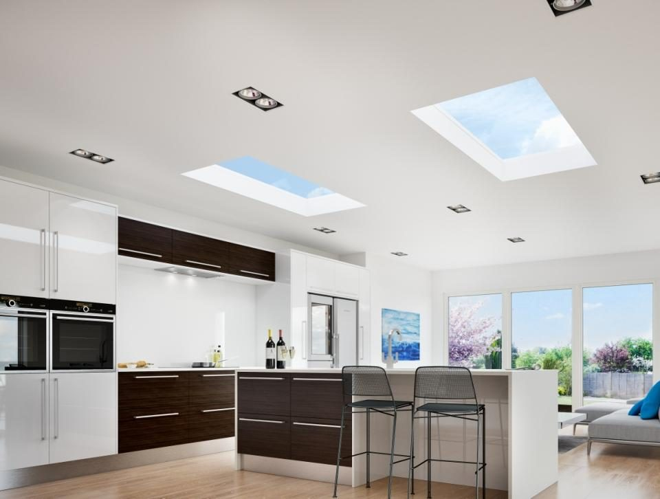 More natural light in the kitchen